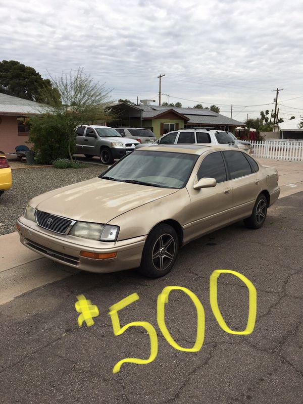 95 Toyota Avalon