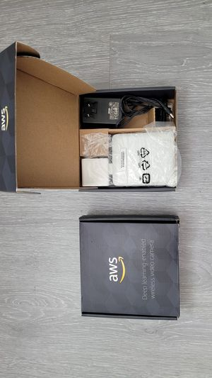 AWS Deep Lens for Sale in Los Angeles, CA