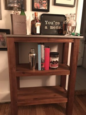 Bar Cart, Chef's Table for Sale in New York, NY