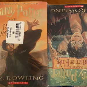Harry Potter Books for Sale in Sterling Heights, MI
