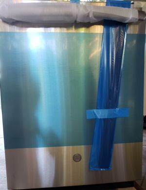 GE Stainless Steel Interior Dishwasher with Hidden Controls for Sale in Arlington, TX