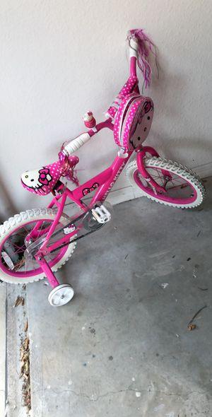 Hello Kitty toddler bike for Sale in Boynton Beach, FL