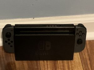 Nintendo Switch with 4 games for Sale in Lawrenceville, GA