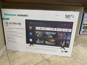 Hisense H65 4K Ultra HD TV- 50h6570F- 50 Inch TV for Sale in Warren, MI