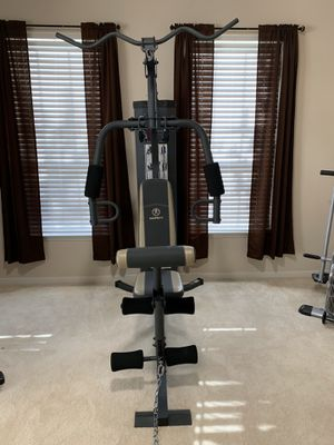 elliptical and weight set for Sale in Cypress, TX