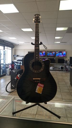 Ovation Collector's Series Guitar!! Weekend Special!! for Sale in MONTGOMRY VLG, MD