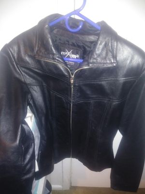 Leather jacket size sm for Sale in Lubbock, TX