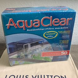 AquaClear, Fish Tank Filter, 20 to 50 Gallons, 50v for Sale in Phoenix,  AZ