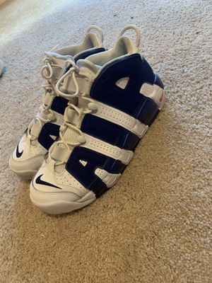 "Nike Air ""More Uptempo Knicks"" Sz11 for Sale in Cape Coral, FL"