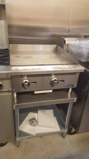 Commercial 24 inch griddle for Sale in Miami, FL