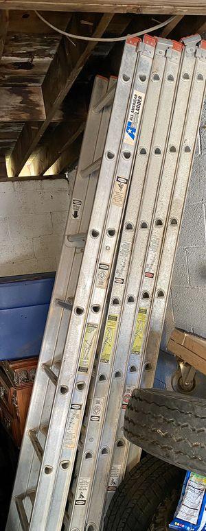 Aluminum ladders for Sale in Syracuse, UT