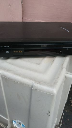 Panasonic .cd/dvd player... for Sale in Tampa, FL