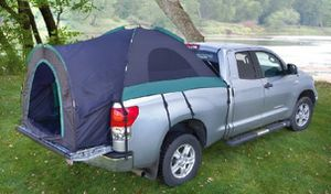 Guide gear full size truck tent used once for Sale in Clayton, NC