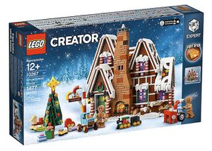 New in box LEGO Gingerbread House 10267 for Sale in Lake Stevens, WA