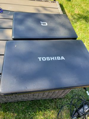 Lot of 8 laptops for repair or parts for Sale in Warwick, RI