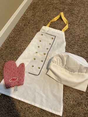 Kids chef outfit for Sale in Ridgefield, WA