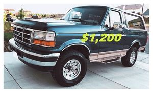 One Owner1996 Ford Bronco for Sale in New Haven, CT