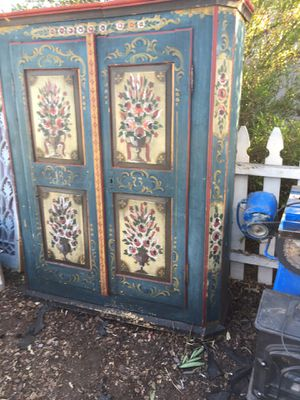Antique Armoire. As is. $200. for Sale in San Diego, CA