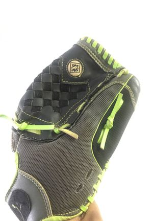 Green and grey practice softball glove for Sale in Atlanta, GA
