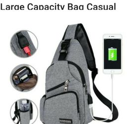 Crossbody Bag With USB Charger New In Packaging for Sale in Woodburn,  OR