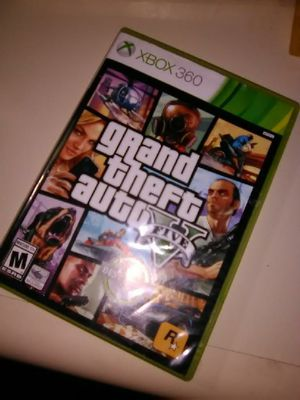 Xbox 360 game for Sale in San Antonio, TX