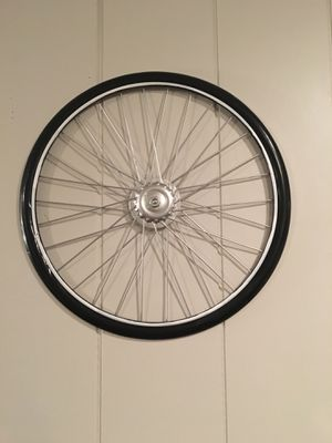 Bike Wheel Picture Collage for Sale in Lynchburg, VA