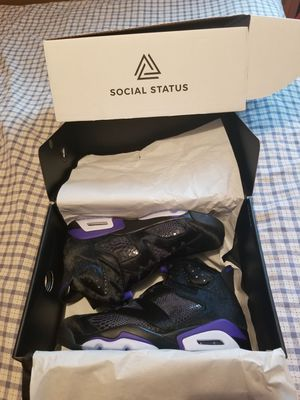 New Jordan 6 retro Social Status size 10 for Sale in Fallsington, PA