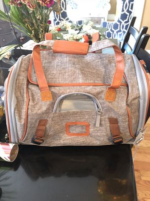 Airline approved pet carrier for Sale in Waltham, MA