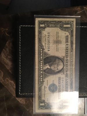1957 US silver certificate for Sale in Dublin, OH