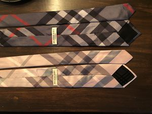 Burberry Ties for Sale in Los Angeles, CA