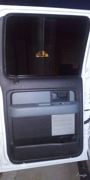 2012 Ford extended crew cab left side door panel & glass w/ track, lock & door handle. for Sale in Lakewood, CO