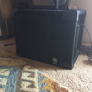 Yamaha Speaker for Sale in San Marcos, CA