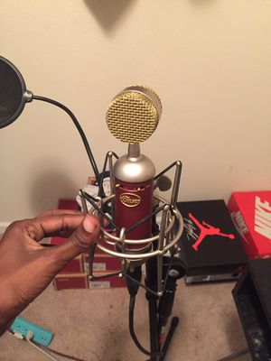 Blue spark microphone for Sale in Blythewood, SC