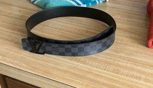 Louis Vuitton belt for Sale in Round Rock, TX