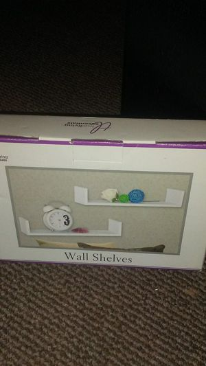Wall shelves for Sale in Smithfield, NC