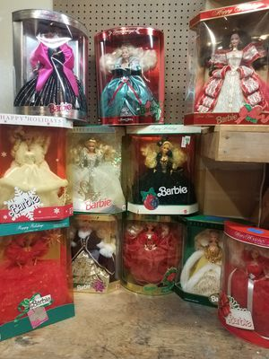 vintage barbie doll collection for Sale in Everett, WA