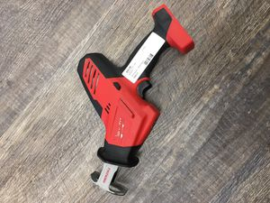 Milwaukee 2625-20 M18 Cordless 18V Hackzall Reciprocating Saw for Sale in Saugus, MA