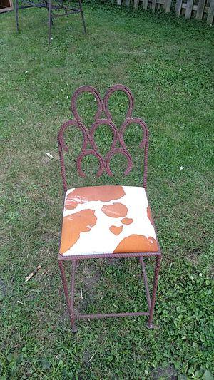 Custom horseshoe chair vintage for Sale in Oak Lawn, IL