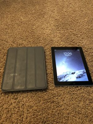Apple iPad 4th generation perfect condition w/ case for Sale in Canonsburg, PA