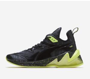 NEW Puma LQD Cell Origin Black Volt Green Glow In The Dark 193569-01 Size 8 New without box for Sale in French Creek, WV