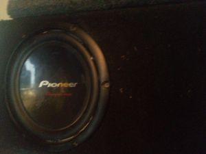 Pioneers speakers for Sale in Stockton, CA
