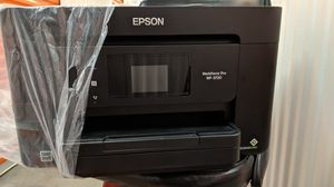 Epson WorkForce Pro WF-3720 Printer/Copier/Scanner for Sale in Long Beach, CA