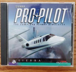 Pro Pilot 🛩 flight simulator for Sale in San Diego, CA