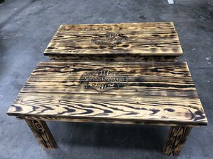 Harley Davidson Seating Table for Sale in Houston, TX