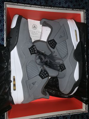 Cool Grey Air Jordan 4 for Sale in Frederick, MD