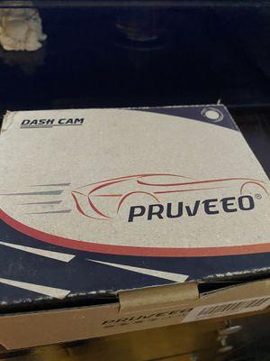 Pruveeo dash cam for Sale in Burbank, IL