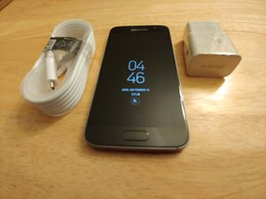 Samsung Galaxy s7 Perfect Condition Factory Unlocked 32gb for Sale in Paramount, CA