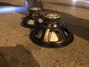2/12s MTX Speakers for Sale in Nashville, TN