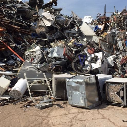 Will Collect Scrap Metal For Free