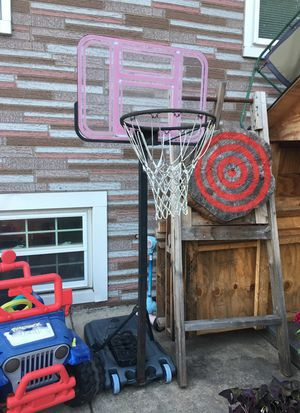Youth basketball hoop for Sale in Highland, IN
